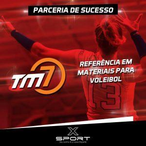 Parceria com a TM7 Sports