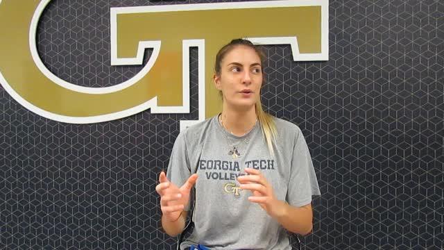 Mariana Brambilla assina com Georgia Tech – NCAA D1
