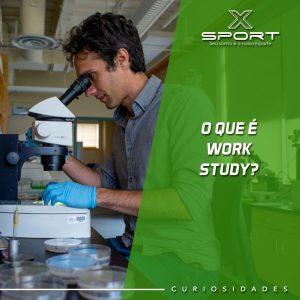 O que é work study?