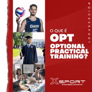 (OPT)  – Optional Practical Training – Visto de trabalho