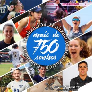 Chegamos a marca de 750 estudantes – atletas agenciados